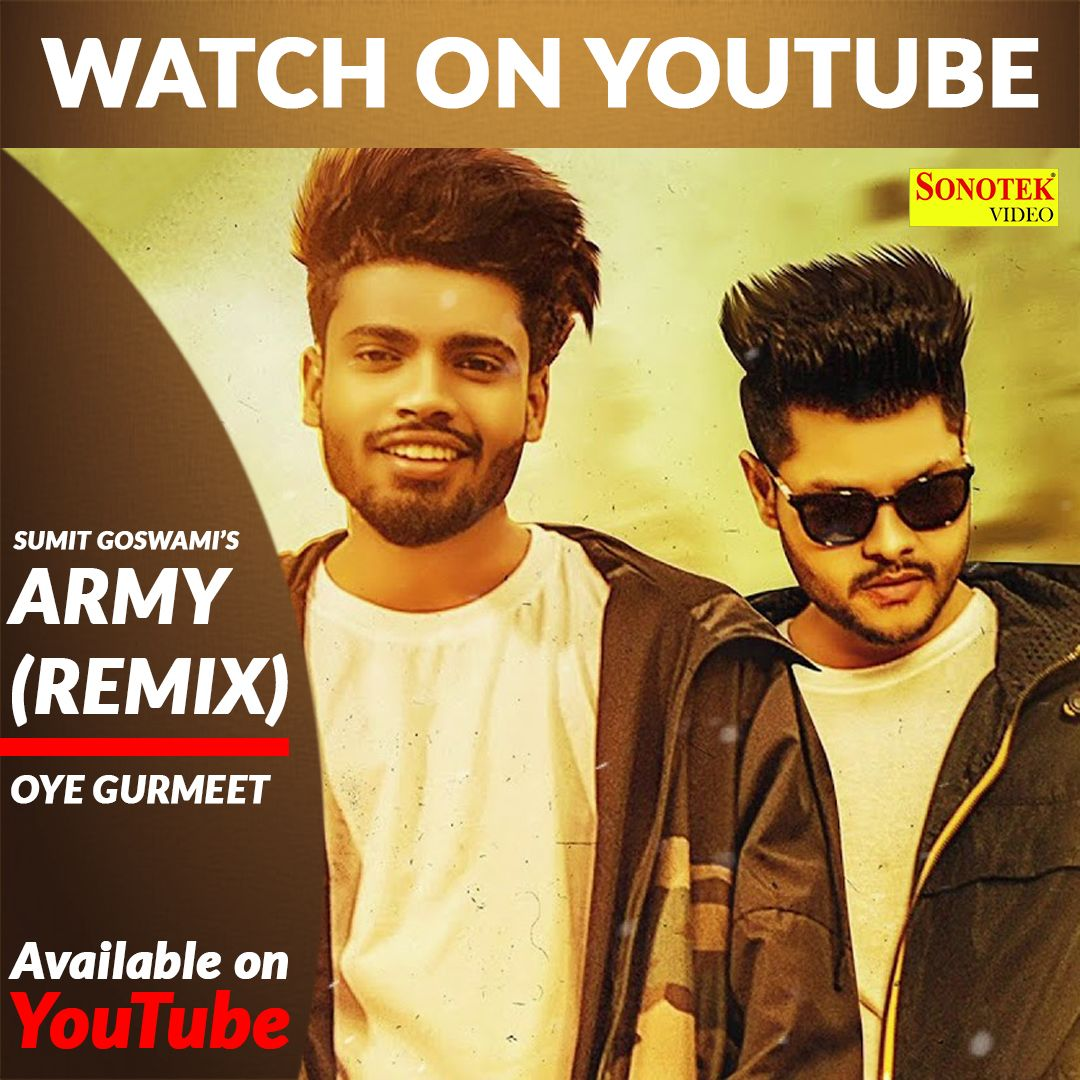 New Haryanvisong Army By Djremixsonotek Sonotekvideo Armyremix Sumitgoswami On Youtube In 2020 Dj Remix Songs Dj Remix Remix