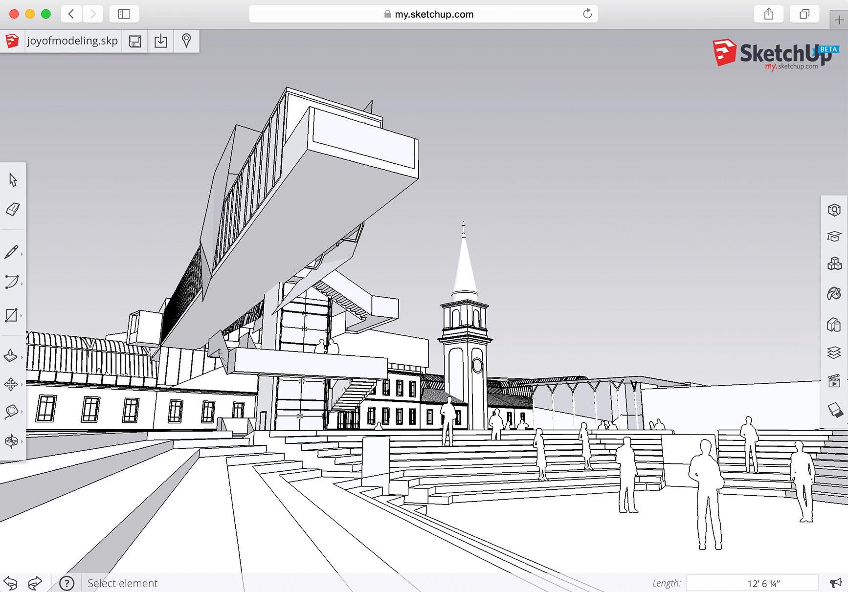 SketchUp Pro New in 2017 SketchUp Landscape