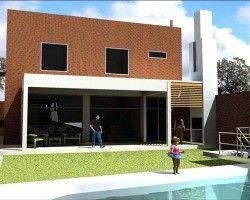 Parte posterior - casa en Mburucuya 2