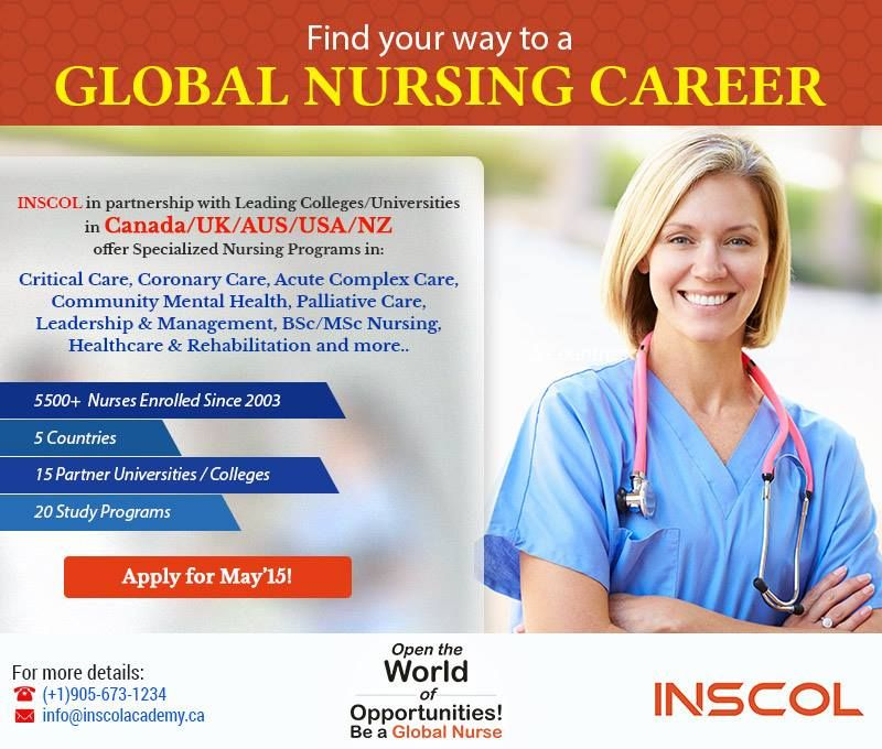 Are you interested in taking your nursing career to
