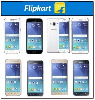 flipkart coupons on samsung mobiles