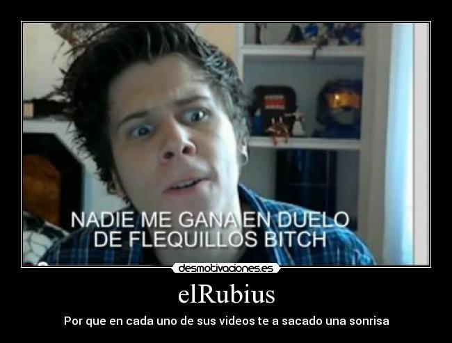 Carteles De Rubius Desmotivaciones Rubius Rubiusomg Videos Divertidos