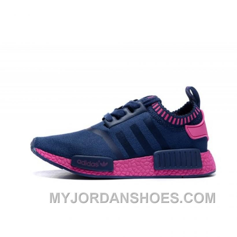 19aed1bf90362 Now Buy Womens Shoes Adidas Originals NMD Purple And Pink Christmas Deals  Save . ...