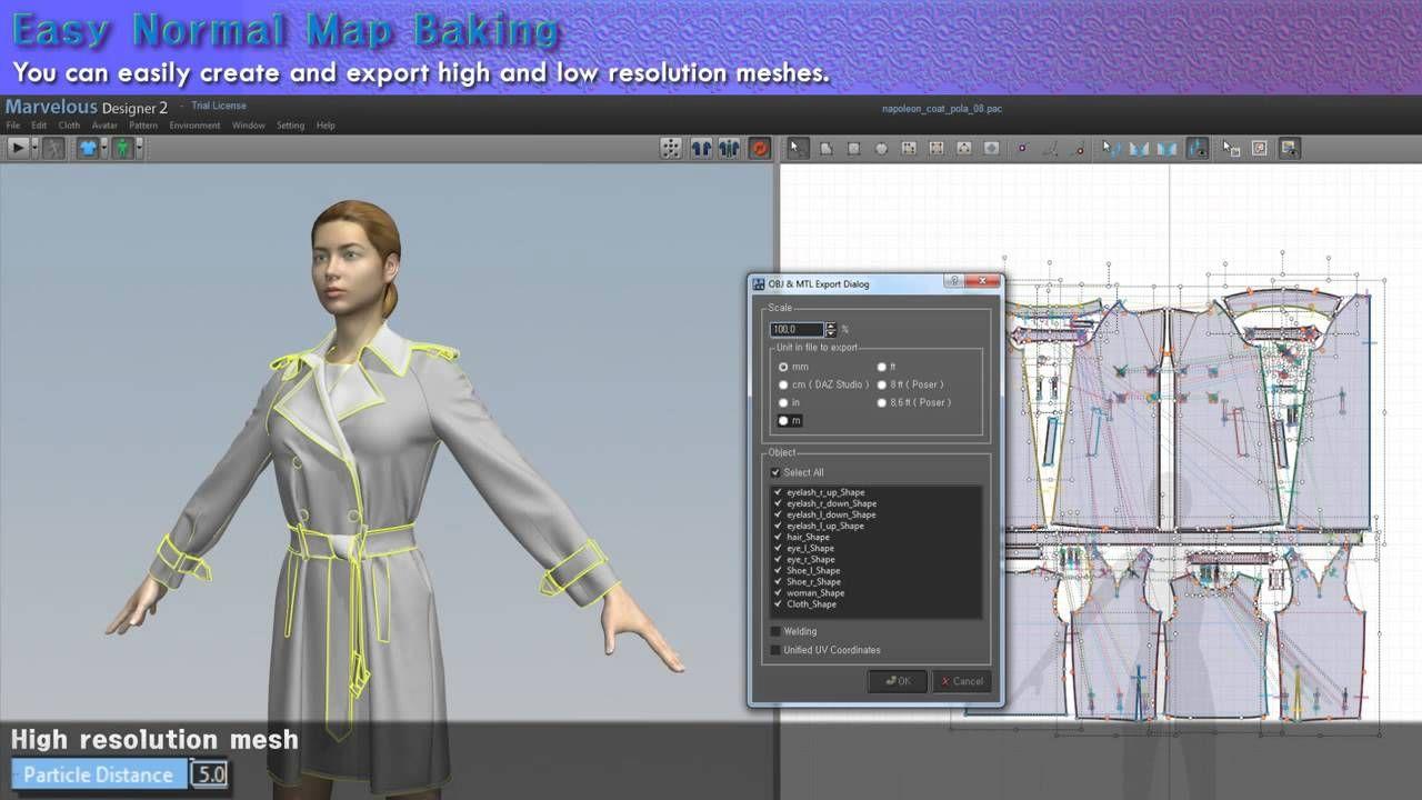 80 Marvelous Designer Modeling 3d Cloth Within 1 Hour