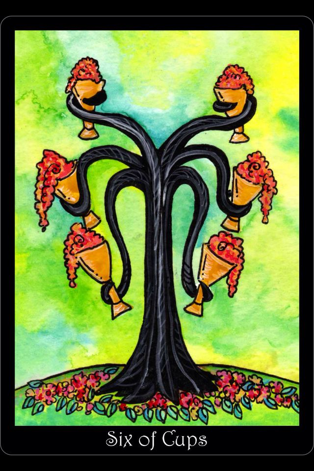 Six of Cups Apology · Past associations · Reconciliation