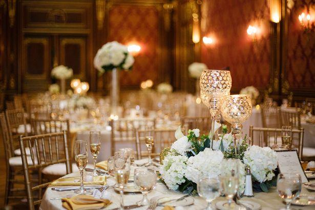 Gorgeous Classic Wedding With Winter Undertones Belle The Magazine
