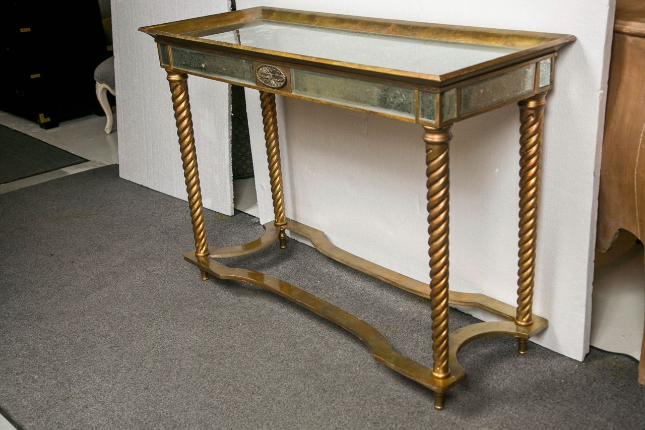 Console Table Antique Tables