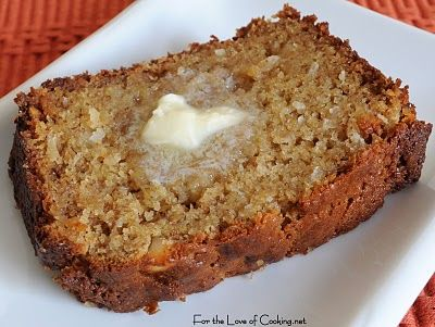 For the Love of Cooking » Coconut, Macadamia Nut, and White Chocolate Banana Bread