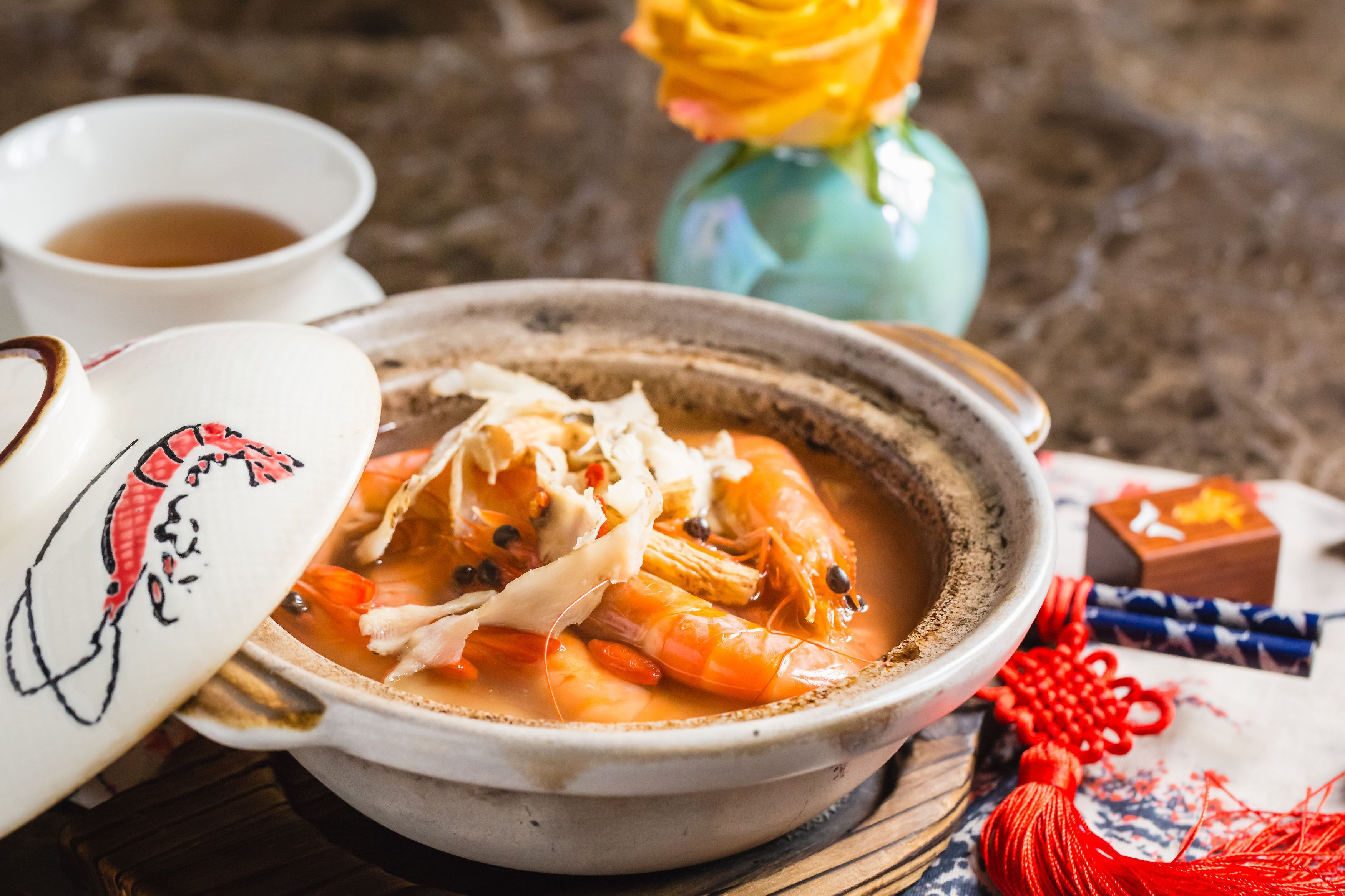 Sum Yi Tai's Dining Club - Cantonese Cuisines With An Elevated Sense Of Decadence