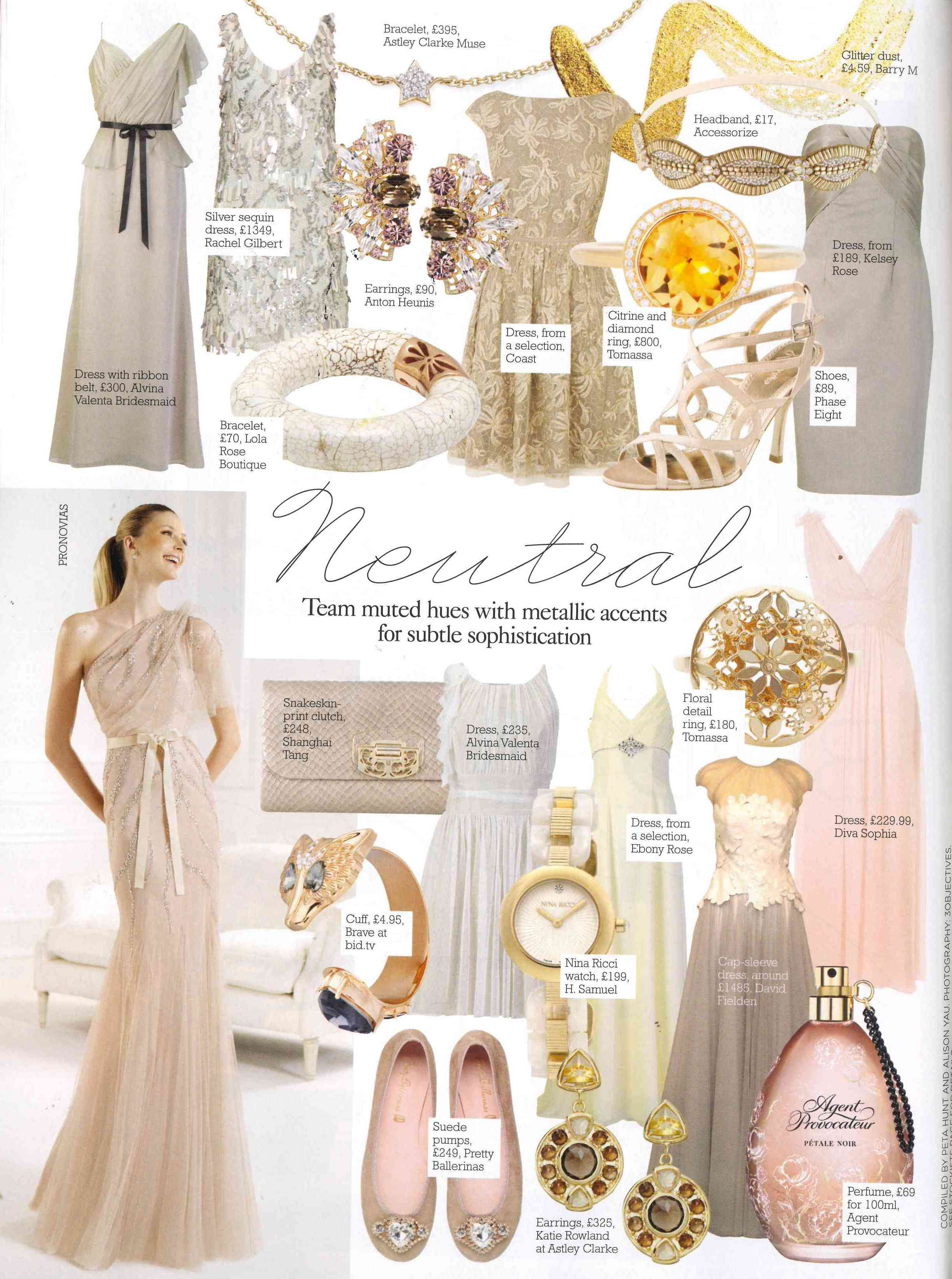 Bid TV featured in You & Your Wedding (March 2013)
