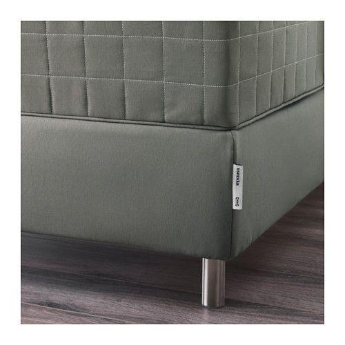 espev r matrasbodem met binnenvering 140x200 cm ikea huis inspiratie pinterest somier. Black Bedroom Furniture Sets. Home Design Ideas