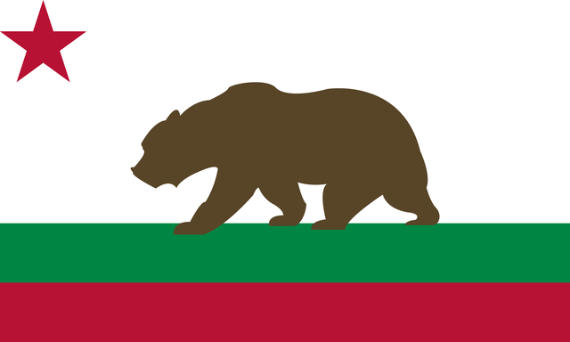 Redesign Of The Flag Of California Vexillology Historical Flags Earth Flag Flag