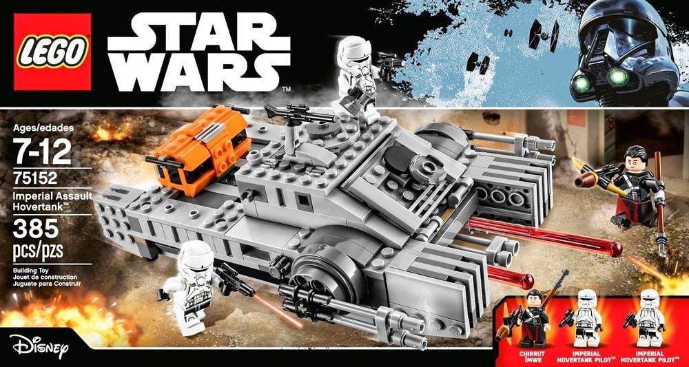 Imperial Hovertank Assault Star Multi Wars Lego Colored 7byY6gfv
