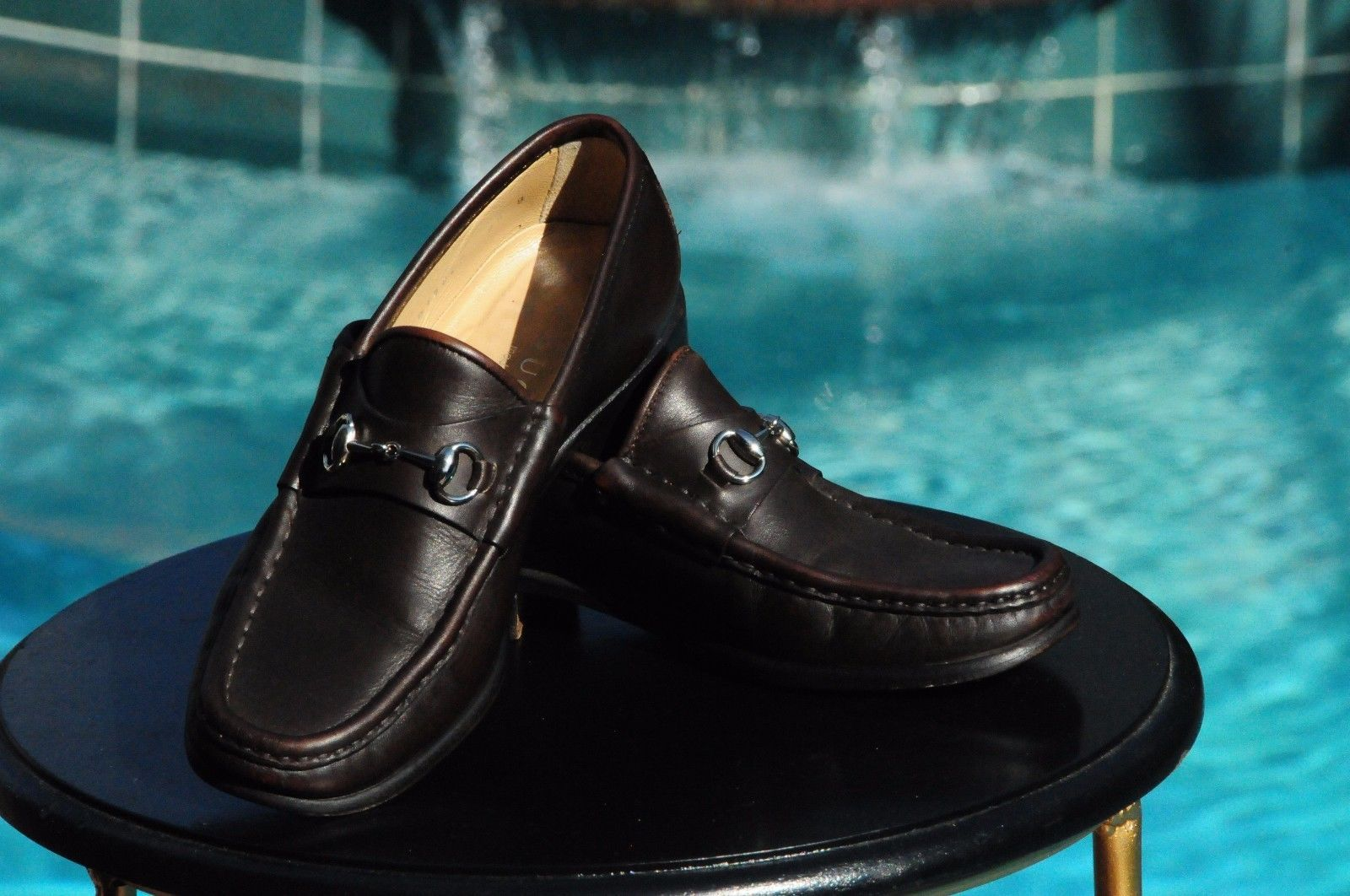 Leather loafers, Gucci shoes, Loafers