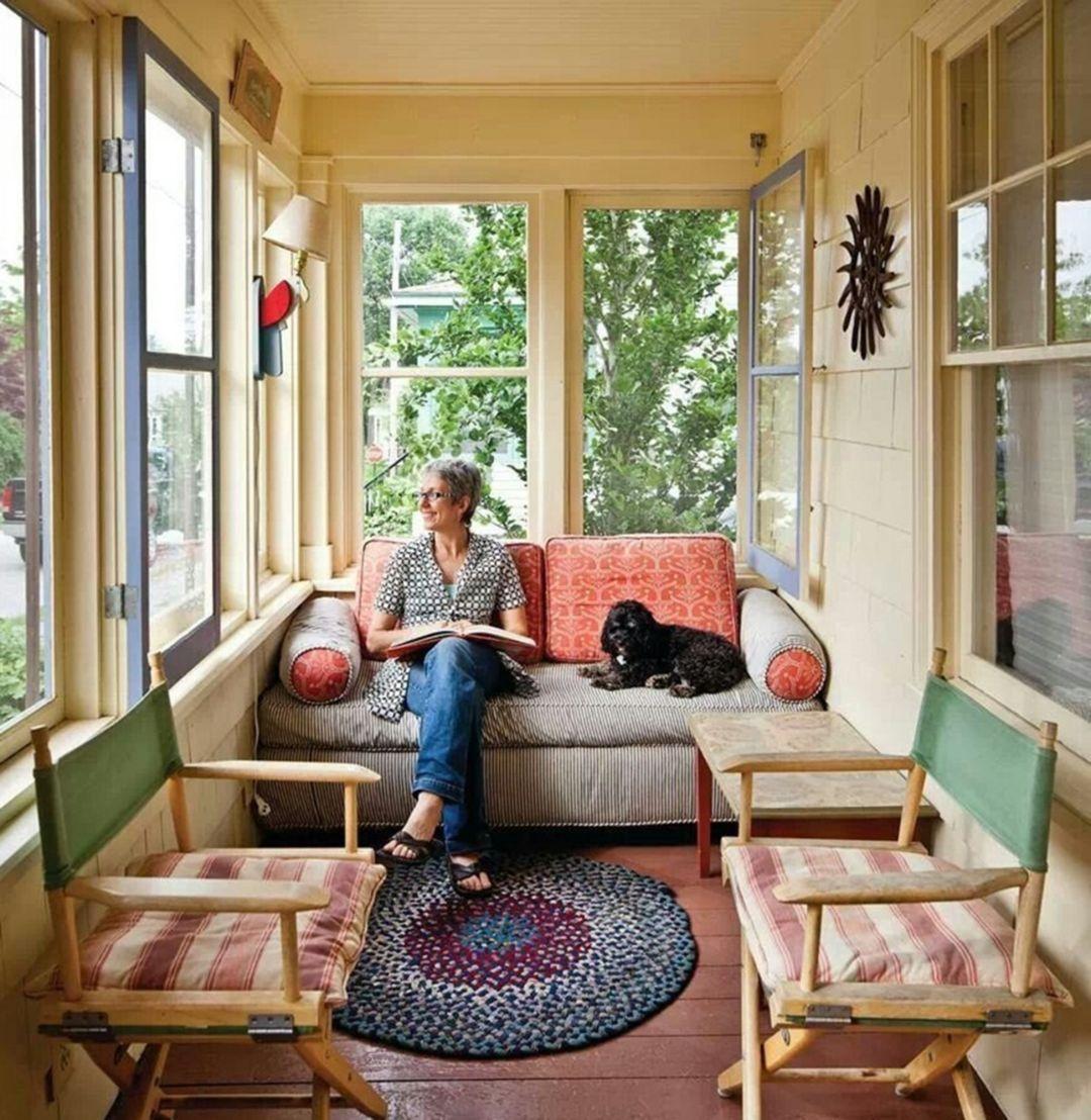 Home Design Ideas Front: 30 Comfortable Front Porch Design And Decor Ideas