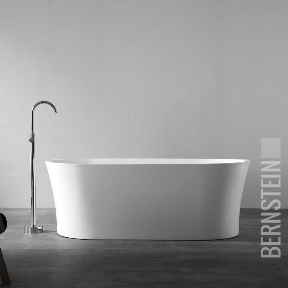 Bernstein Salle De Bain bernstein design badewanne freistehende wanne york acryl