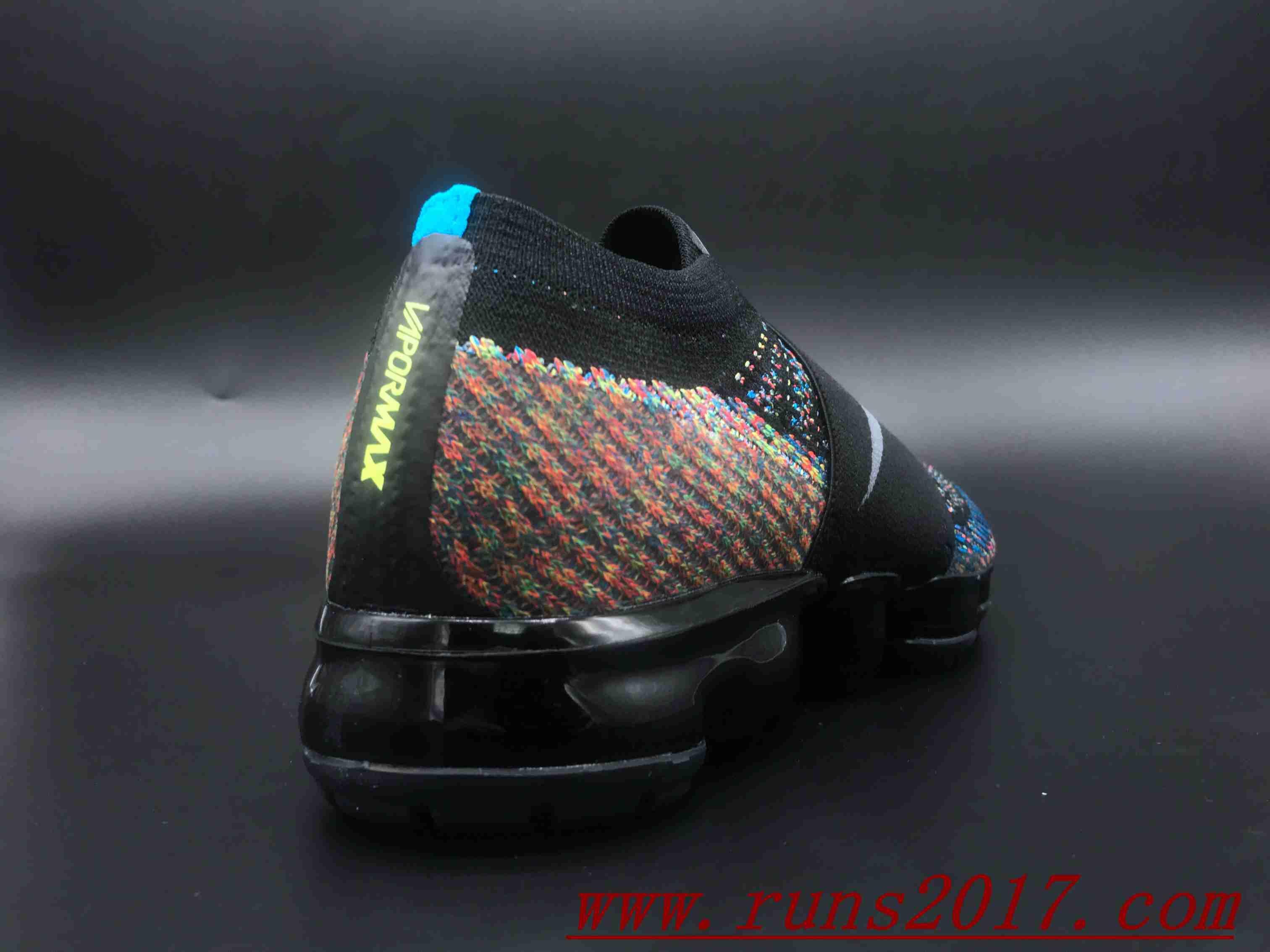 super popular 25544 c755d Nike Air VaporMax Flyknit MOC Rainbow