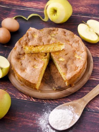 gâteau aux pommes facile | recipe | cuisine and desserts