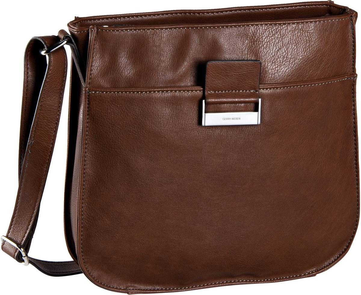 Gerry Weber Talk Different Shoulder Bag Cognac - Umhängetasche