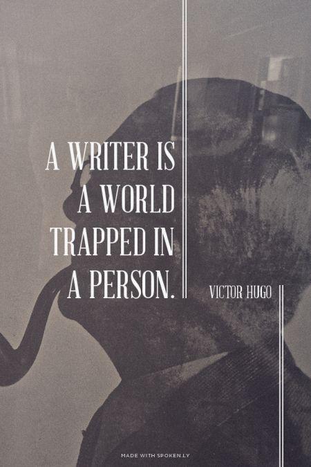 Victor Hugo est un célèbre auteur français du 19ème siècle.