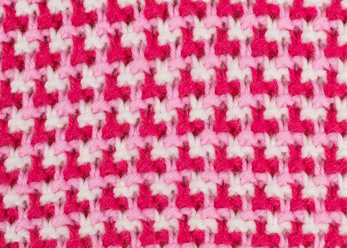 Triple L Tweed Stitch In 2018 Knit Stitches Pinterest Tweed