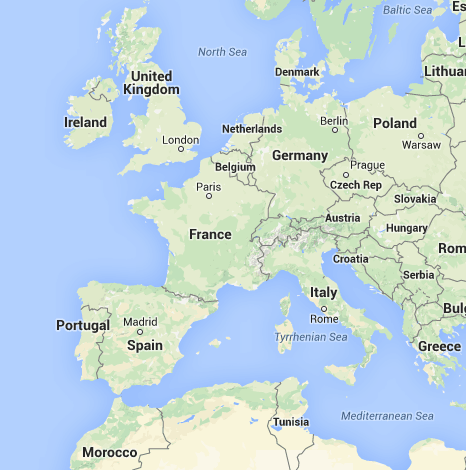 Campsites in Europe Campsites in France Germany Holland