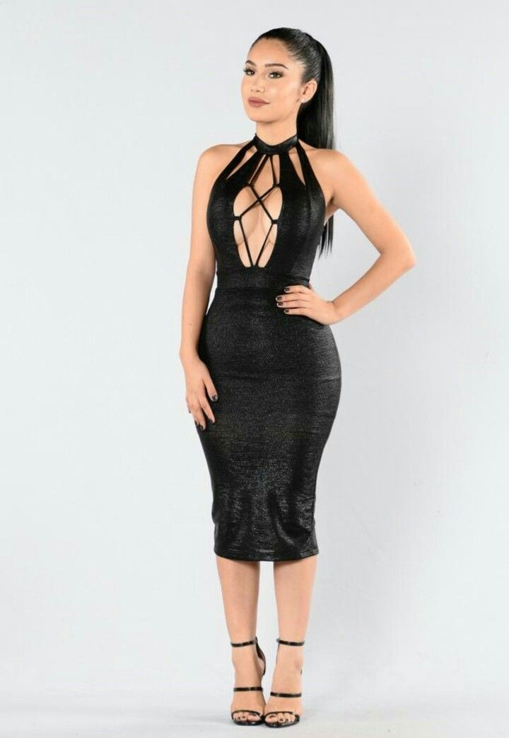 Fashion Nova Dress In 2019 Dresses Fashion Lil Black Dress