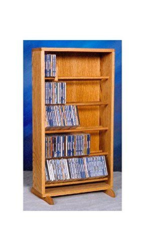 Dowel Cd Storage Tower W Five Shelves Clear Most Trusted E Retailer Ideas Pinterest