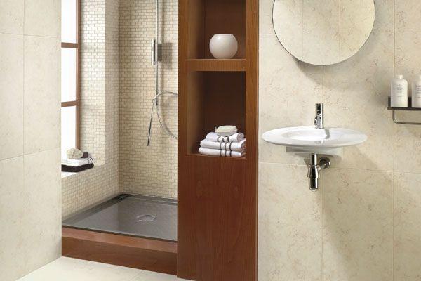 تصميمات تحفة احدث الوان سيراميك غرف النوم والمطابخ والحمامات وبلاط الارضيات 2016 أكروس Small Bathroom Tiny Bathrooms Amazing Bathrooms
