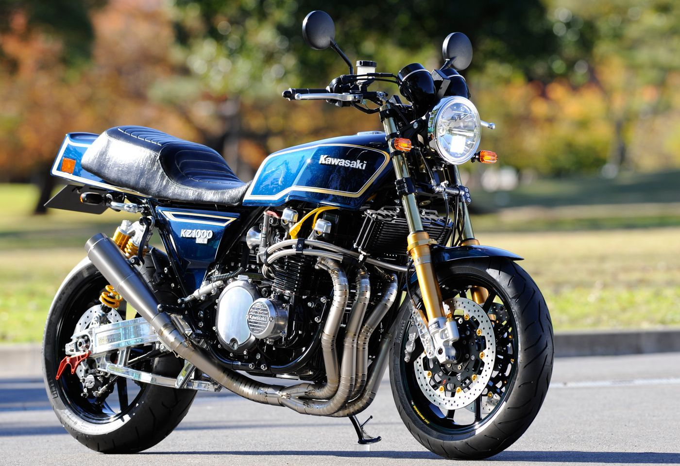 Kz1000mk2カスタム Kz1000 Kawasaki Motorcycles Old Bikes Motorcycle Baby