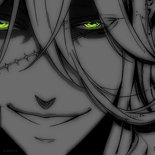 Black Butler The Undertaker
