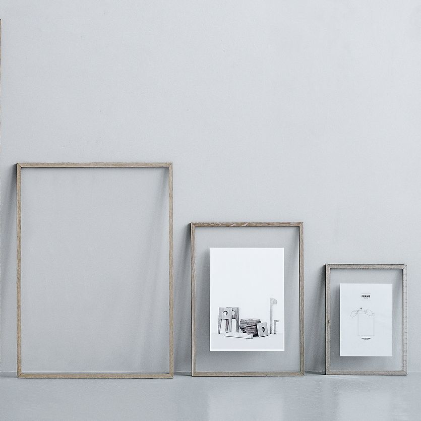 Stylish A4 Size Picture Frame From Moebe Being Simple In Style