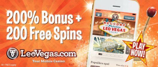 Leo vegas casino bonus free zynga poker cheats