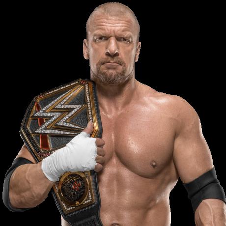 Wwe World Heavyweight Champion Triple H Wwe World Wwe Triple H