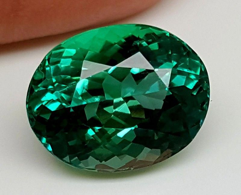 12 30crt Top Green Spodumene Best Faceted Gemstones Gs28 Faceted Gemstones Rare Gemstones Gemstone Jewellery Design