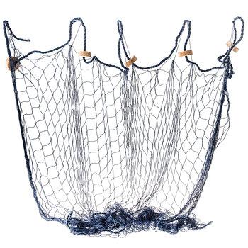 Blue Fishing Net With Cork Hobby Lobby 1303551 In 2021 Fish Net Decor Fishnet Hobby Lobby