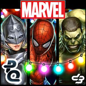 full Marvel Puzzle Quest v89.313929 Apk + OBB Data + MOD