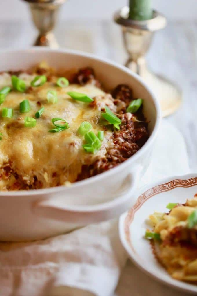 Easy Cheesy Ground Beef Casserole Recipe With Images Casserole Recipes Easy Ground Beef Casseroles Ground Beef Casserole Recipes
