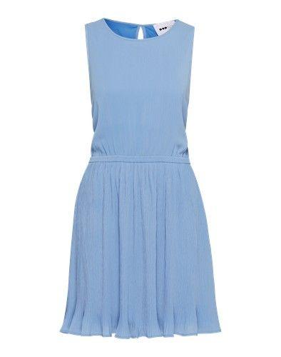 pop cph Sommerkleid ´Georgette´ hellblau | Sommerkleider ...