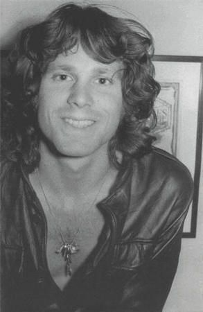 Jim Morrison (December 8, 1943 – July 3, 1971) American poet, songwriter and singer for the Doors. After graduating from UCLA film school he lived a bohemian lifestyle in Venice Beach CA.