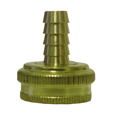 Sioux Chief 937 783016201 3/4 In X 3/8 In X Barbed Barb X FIP Adapter  Fitting. Garden HoseCanada