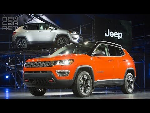 New Jeep Compass Unveiled In La Jeep Jeep New Car Chrysler Jeep