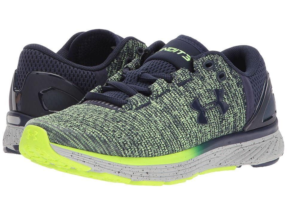 the latest 7c557 e8f42 Under Armour Kids UA BGS Charged Bandit 3 (Big Kid) Boys ...