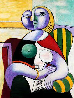 Reading, Pablo Picasso