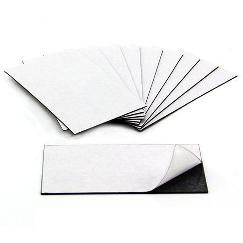 Magnet expert ltd 89 x 51 x 08mm adhesive backed business card magnet expert ltd 89 x 51 x 08mm adhesive backed business card magnets make your own fridge magnets pack of 10 first4magnetstm colourmoves