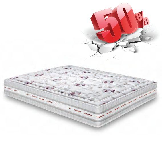 Materasso Permaflex Vanity Romance è un materasso ergonomico a 1600 ...