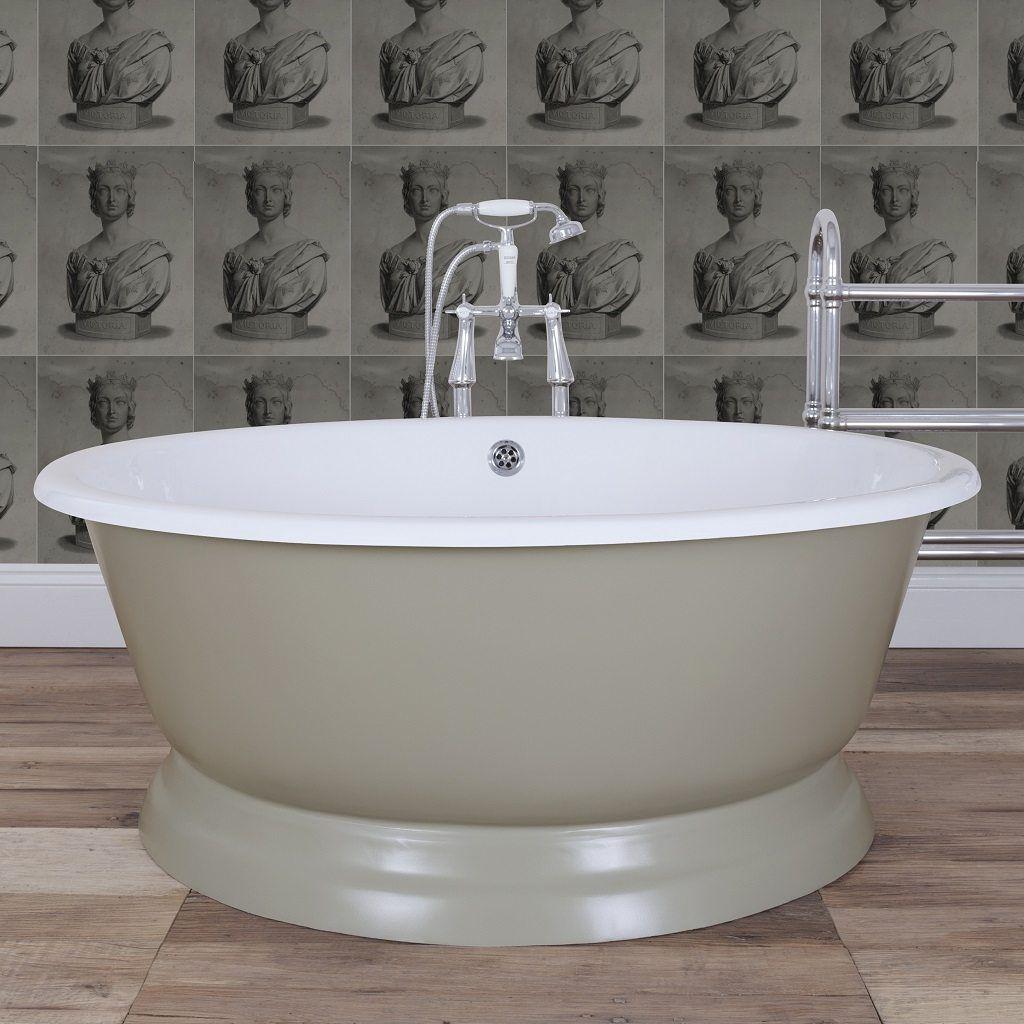 Cast Iron Round Tub Bath Cast Iron Bath Baths Interior Tub