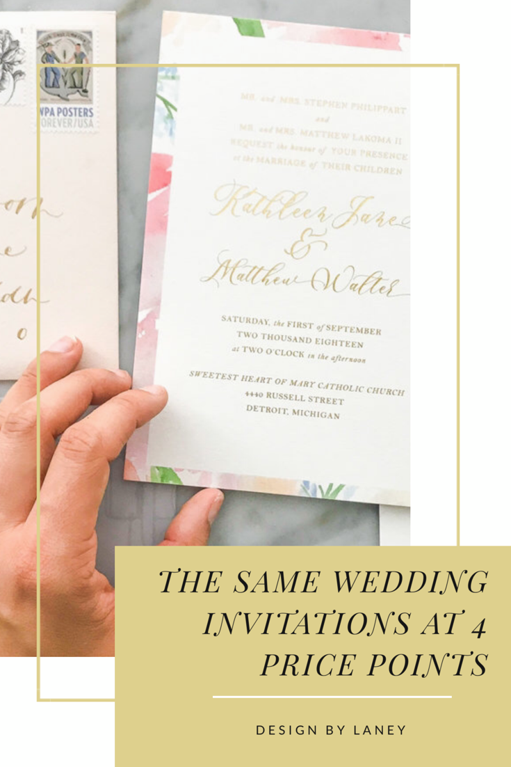 What Do Wedding Invitations Cost Wedding Invitations Invitations Wedding Invitation Design