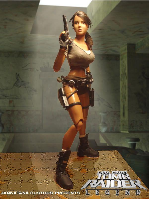 Lara Croft Tomb Raider Legend Classic Outfit Osw One Sixth