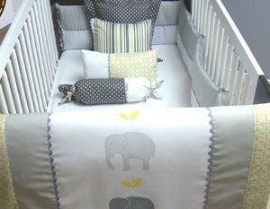 Anaya Literie Elephant Baby Nursery Baby Room Nursery